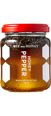 HONEY PEPPER